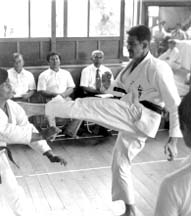 how to find the haka of karate masters in okinawa
